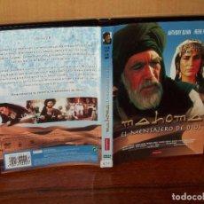 Cine: MAHOMA (EL MENSAJERO DE DIOS) - ANTHONY QUINN - IRENE PAPAS - DE MOUSTAPHA AKKAD - DVD. Lote 138848098