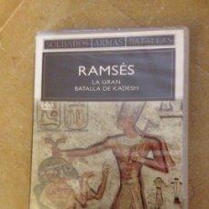 Cine: RAMSÉS. LA GRAN BATALLA DE KADESH (DVD PRECINTADO). Lote 138865138