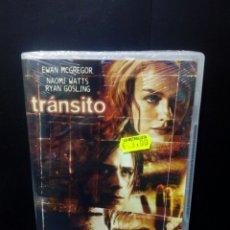 Cine: TRÁNSITO DVD. Lote 138876569