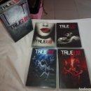 Cine: TRUE BLOOD - TEMPORADAS UNA, DOS, TRES Y CUATRO EN DVD - 20 DISCOS EN TOTAL / T. 1-2-3-4. Lote 138917985
