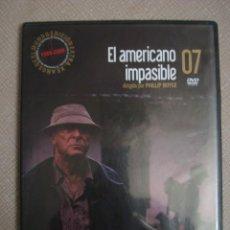 Cine: DVD CINE PELICULA EL AMERICANO IMPASIBLE PHILLIP NOYCE 07 95G. Lote 138962394