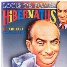 Cine: HIBERNATUS EL ABUELO CONGELADO LOUIS DE FUNÉS. Lote 139016686