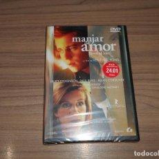 Cine: MANJAR DE AMOR DVD NUEVA PRECINTADA. Lote 191536700