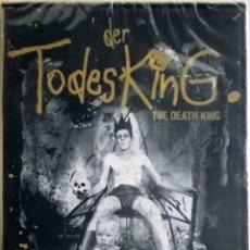 Cine: TODODVD: PRECINTADO. EL REY DE LA MUERTE DER TODES KING. JÖRG BUTTGEREIT GERD BREITUNG, SUSANNE BETZ. Lote 139076830