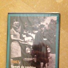Cine: 1963: TIEMPO DE CAMBIOS (LOS AÑOS DEL NO - DO) DVD. Lote 139174018