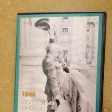 Cine: 1946: FRANCO, AISLADO DEL MUNDO (LOS AÑOS DEL NO - DO) DVD. Lote 139174360