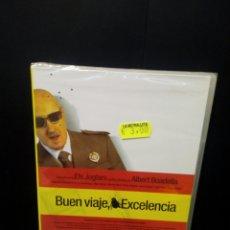 Cine: BUEN VIAJE EXCELENCIA DVD. Lote 139174746