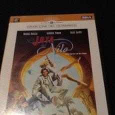 Cine: LA JOYA DEL NILO DVD. Lote 139236538