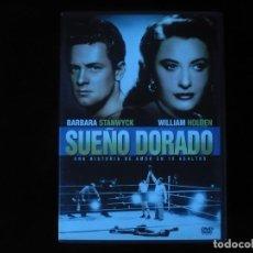Cine: SUEÑO DORADO - DVD CASI COMO NUEVO . Lote 139238818