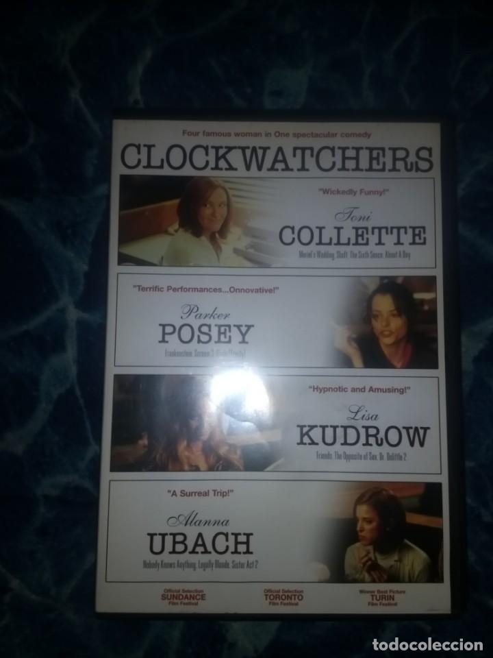 DVD CLOCKWATCHERS LISA KUDROW PARKER POSEY RARA (Cine - Películas - DVD)