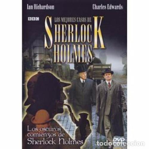 LOS MISTERIOS DEL AUTENTICO SHERLOCK HOLMES : LOS OSCUROS COMIENZOS DE SHERLOCK HOLMES (NUEVO) (Cine - Películas - DVD)