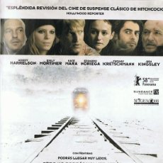 Cine: TRANSSIBERIAN EDUARDO NORIEGA . Lote 139308502