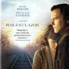 Cine: RAILES Y LAZOS KEVIN BACON . Lote 139309734