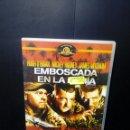Cine: EMBOSCADA EN LA BAHÍA DVD. Lote 164501914