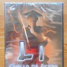 Cine: DVD LI CUELLO DE ACERO - NUEVA, PRECINTADA (EP). Lote 139414874