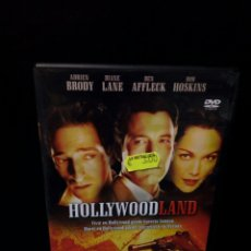 Cine: HOLLYWOOD LAND DVD. Lote 139431433