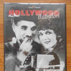 Cine: DVD HOLLYWOOD BABYLON - STARPOWER - NUEVA, PRECINTADA (ET). Lote 139450506