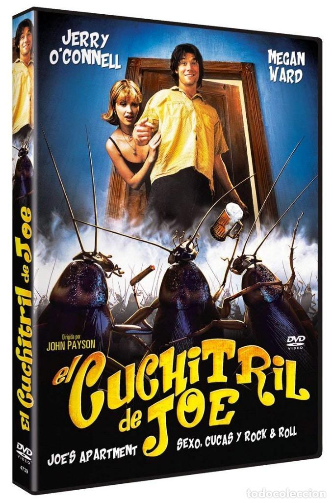 EL CUCHITRIL DE JOE (JOE'S APARTMENT) (NUEVO) (Cine - Películas - DVD)