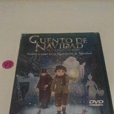 Cine: DVD CUENTO DE NAVIDAD.. Lote 139444150