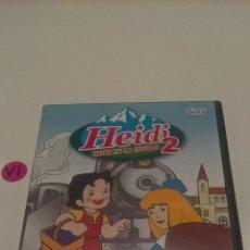 Cine: DVD HEIDI 2. HEIDI EN LA CIUDAD.. Lote 139468254
