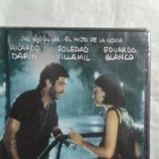 Cine: DVD EL MISMO AMOR LA MISMA LLUVIA SIN DESPRECINTSR. Lote 139493965