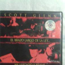 Cine: DVD EL ULTIMO MARSHAL. Lote 139494093