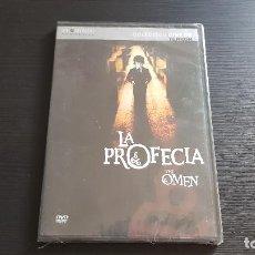 Cine: LA PROFECÍA - GREGORY PECK - DVD - EL MUNDO - FOX - 2001 - THE OMEN. Lote 139504654