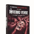 Cine: EL INFIERNO VERDE - THE GREEN INFERNO (NUEVO). Lote 160905340
