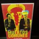 Cine: MUERTOS COMUNES DVD. Lote 139644285