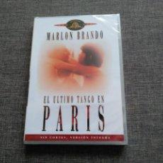 DVD EL ULTIMO TANGO EN PARIS - MARLON BRANDO - SEALED - NEW - PRECINTADO