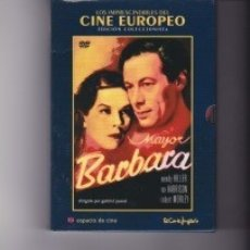 Cine: MAYOR BARBARA. Lote 139728450