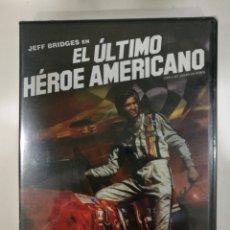 Cine: EL ULTIMO HEROE AMERICANO-DVD-PRECINTADA-JEFF BRIDGES. Lote 139752032