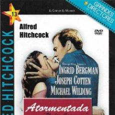 Cine: ATORMENTADA - ALFRED HITCHCOCK. Lote 139908910