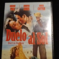 Cine: DUELO AL SOL DVD.. Lote 139911414
