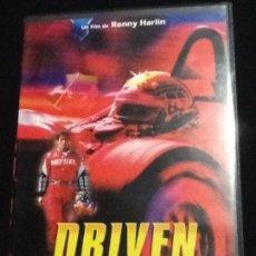 Cine: DRIVEN DVD. Lote 139911874