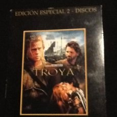 Cine: TROYA EDICIÓN ESPECIAL 2 DVD. Lote 139912334