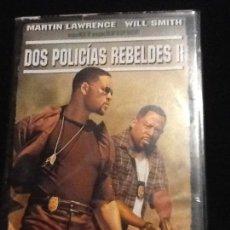 Cine: DOS POLICÍAS REBELDES DVD. Lote 139912670