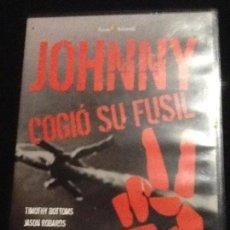 Cine: JOHNNY COGIO SU FUSIL DVD. Lote 139913154