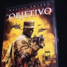 Cine: EL OBJETIVO DVD. Lote 139917302