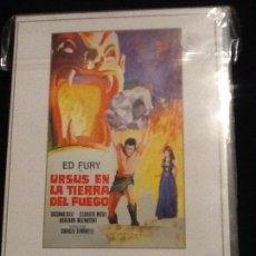 Cine: URSUS EN LA TIERRA DEL FUEGO ADRIANO MICANTONI DVD. Lote 139917462