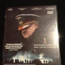 Cine: EL HUNDIMIENTO DVD. Lote 139917754