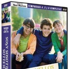 Cine - Aquellos Maravillosos Años Temporadas 4-5-6 (9 DVDs) (NUEVO) - 139938926