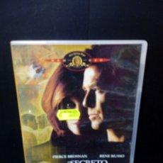 Cine: EL SECRETO DE THOMAS CROWN DVD. Lote 139949129