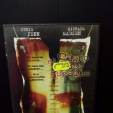 Cine: EL SIGNO DEL ASESINO DVD. Lote 139961312
