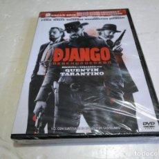 Cine: DJANGO DESENCADENADO DVD NUEVO PRECINTADO. Lote 139972954