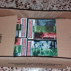 Cine: DVD. MITOS DEL CINE. 30 DVDS, 90 PELÍCULAS. NUEVAS, SIN ABRIR, 2009. Lote 140036738
