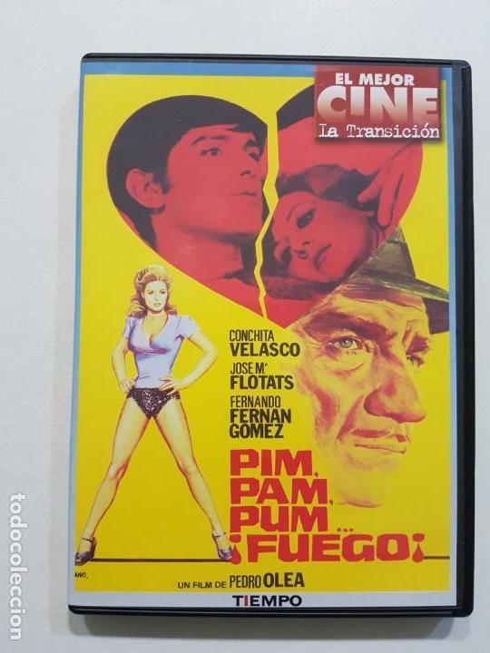 Cine: CINE DE LA TRANSICIÓN 5 DVD´S - Foto 6 - 140038230