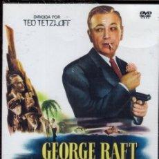 Cine: DVD - JOHNNY ALLEGRO: TRAS AQUEL INSIGNIFICANTE HOMBRECILLO ...SE ESCONDÍA UN TRAIDOR POR DINERO. Lote 140038346