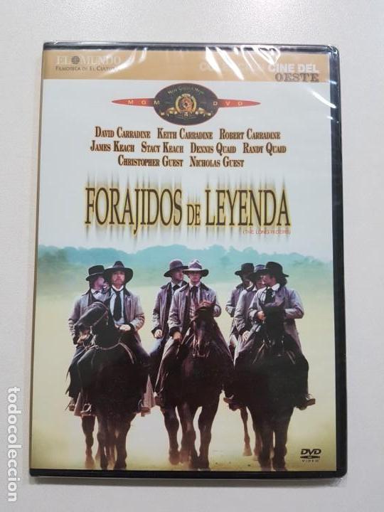 Cine: 6 PELICULAS DEL OESTE ANTIGUAS de EL MUNDO, PRECINTADAS - Foto 4 - 140052278