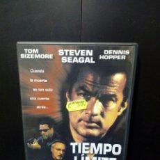 Cine: TIEMPO LÍMITE DVD. Lote 140084214